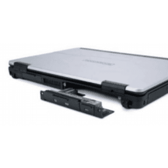 Panasonic Toughbook FZ-55 - Rear Area Selectable I/O Module : VGA, Serial, 2nd Gigabit LAN