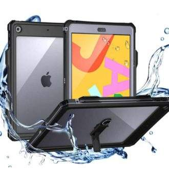 H2Go Waterproof Rugged Case for iPad 10.2 group