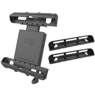 RAM Tab-Lock Universal Spring Loaded Holder for Large Tablets