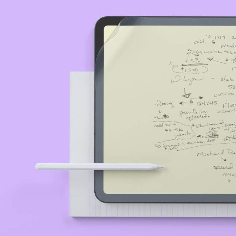 Paperlike Screen Protector for Writing & Drawing writing