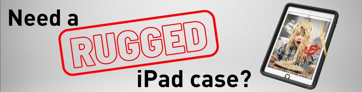 Best rugged iPad case
