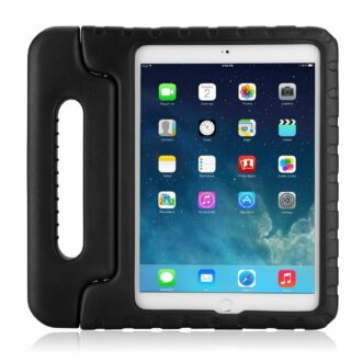 StylePro Shockproof Kids EVA Case with Handle and Screen Protector for iPad 10.2 in black