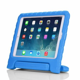 StylePro Shockproof Kids EVA Case with Handle and Screen Protector for iPad 10.2 blue