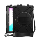 Strike Rugged Case with Hand Strap and Lanyard for Galaxy Tab Active Pro