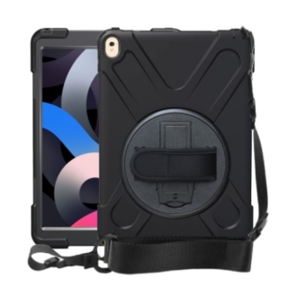 Strike Rugged Case with Strap and Lanyard for iPad Air 4