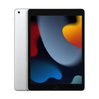 iPad 10.2 9th Gen Silver